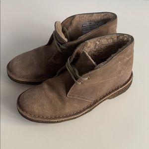 Clarks Originals 34450 Desert Suede Boots 7.5